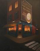 Mercato restaurant at night
