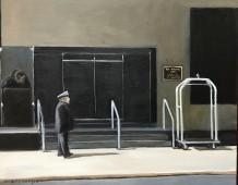 Hotel doorman